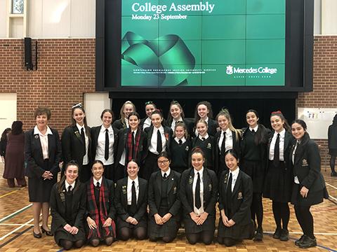 2020 Student Leaders