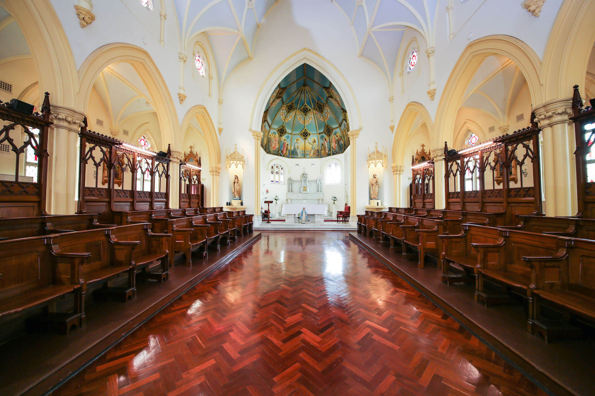 Mercedes College chapel
